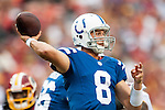 2012 NFL Preseason: Redskins vs Colts
