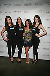 Maxim Models and Maxim and Maxim Cover Girl Melanie Iglesias Attend Maxim Magazine's Annual Maxim Party at the Greenwich Village Country Club, NY   2/4/12