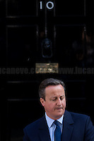 Downing Street: David Cameron Speech & Resignation