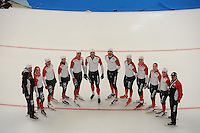 KIA Speed skating Academy Inzell 2013