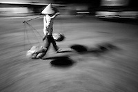 Vietnam Images-People-fine art-Vung tau
