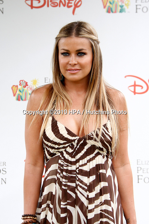 Carmen Electra.arrives at the 2010 A Time For Heroes  Benfiting the Elizabeth Glaser Pediatric Aids Foundation.Wadsworth Theater Grounds.Westwood, CA.June 13, 2010.©2010 HPA / Hutchins Photo..