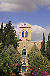 The Salesian monastery of Beit Gemal