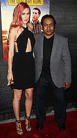 HOLLYWOOD, LOS ANGELES, CA, USA - MAY 30: Rumer Willis, Rajeev Nirmalakhandan at 'The Odd Way Home' Los Angeles Premiere held at the Arena Cinema Hollywood on May 30, 2014 in Hollywood, California, Los Angeles, California, United States. (Photo by Celebrity Monitor)