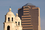 St. Augustine Cathedral and office building, Tucson, Arizona
