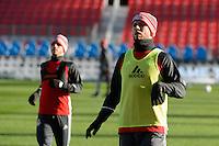 Toronto FC Training, December 9, 2016