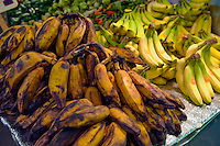 Bananas, Urban, Downtown, Farm-fresh produce, fresh, fruits, Grand Central, Market, Los Angeles CA, Public, Southern California,  Fruits