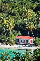 Maho Bay Pavilion<br />