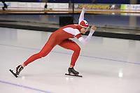 SPEEDSKATING: CALGARY: Olympic Oval, 25-02-2017, ISU World Sprint Championships, 500m Ladies, Natalia Czerwonka (POL), ©photo Martin de Jong