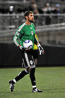 Matt Pickens...Kansas City Wizards defeated Colorado Rapids 1-0 at Community America Ballpark, Kansas City, Kansas.