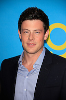LOS ANGELES - MAY 1:  Cory Monteith arrives at the Glee TV Academy Screening and Panel at TV Academy Theater on May 1, 2012 in North Hollywood, CA