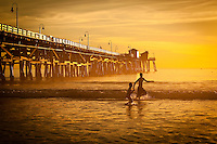 San Clemente Stock Photography