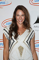 LOS ANGELES, CA - SEPTEMBER 21: Amanda Righetti attends the Get Lucky for Lupus LA Celebrity Poker Tournament at Avalon on September 21, 2016 in Los Angeles, California. (Credit: Parisa Afsahi/MediaPunch)