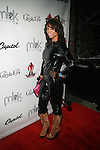"Alisha Crutchfield Attends Tyrese Gibson's ""OPEN INVITATION"" ALBUM RELEASE PARTY Held at JULIET's Supper Club, NY  10/31/11"