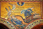 Byzantine mosaics in the Cathedral of Monreale - Palermo - Sicily Pictures, photos, images & fotos photography