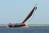 ZEILEN: LEMMER: 05-05-2016, Skûtsjesilen Lemmer Ahoy, SWH Stavoren, ©foto Martin de Jong