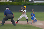 2014 baseball: Los Altos High School vs. Mountain View High School