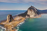 Kayak Island, Gulf of Alaska, southcentral, Alaska.