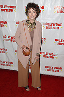 """HOLLYWOOD, CA - AUGUST 18:  Margaret O'Brien at """"Child Stars - Then and Now"""" Exhibit Opening at the Hollywood Museum on August 18, 2016 in Hollywood, California. Credit: David Edwards/MediaPunch"""