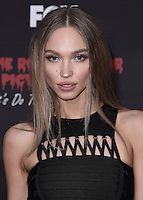"WEST HOLLYWOOD, CA - OCTOBER 13, 2016:  Ivy Levan at the red carpet premiere of Fox's ""The Rock Horror Picture Show: Lets Do the Time Warp Again"" at The Roxy on October 13, 2016 in West Hollywood, California. Credit: mpi991/MediaPunch"
