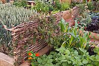Growing Fruit & vegetables, including blackberries, wheat
