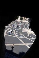Piazza del Campidoglio, Roma.