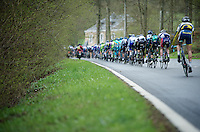 Liege-Bastogne-Liege 2012.98th edition..the line