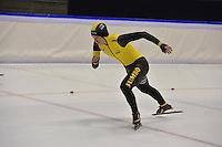 SCHAATSEN: HEERENVEEN: 16-01-2016 IJsstadion Thialf, Trainingswedstrijd Topsport, Roxanne van Hemert, ©foto Martin de Jong