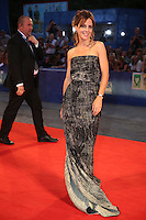 VENICE, ITALY - SEPTEMBER 09: Valentina Carnelutti attends the premiere of 'On The Milky Road' during the 73rd Venice Film Festival a Sala Grande on September 9, 2016 in Venice, Italy.<br /> CAP/GOL<br /> &copy;GOL/Capital Pictures /MediaPunch ***NORTH AMERICA AND SOUTH AMERICAS ONLY***
