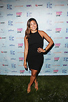 """Glee Actress Jenna Ushkowitz, Attends VH1 SAVE THE MUSIC FOUNDATION """"HAMPTONS LIVE"""" WITH Jason Derulo, DJs Hannah Bronfman and Brendan Fallis HELD AT A PRIVATE RESIDENCE IN THE HAMPTONS -- SPONSORED BY Avnet, Bai Antiwater, Château D'esclans, Diageo, Jack & Rose Florist, Jay W. Eisenhofer, JetBlue Airways, Hamptons Magazine, Oysters XO, Peroni and VH1"""