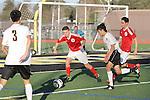 2016 MVHS Boys Soccer v. Gunn