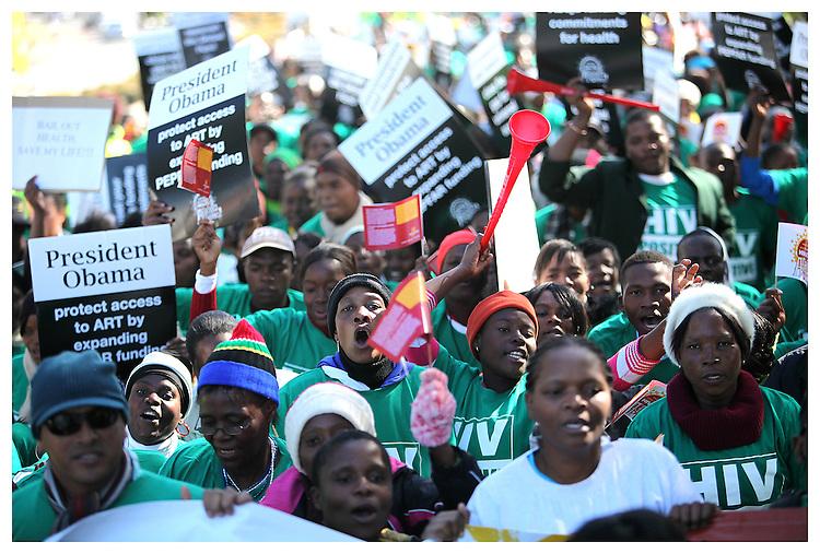 PEPFAR Funding March - 2010