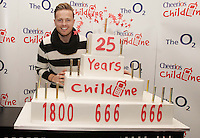 20/11/13<br /> Nicky Byrne who will be presenting the Cheerios Childline Concert at the O2 Dublin this evening&hellip;.<br /> Pic Collins Photos