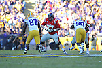 Ole Miss offensive lineman Patrick Junen (77) vs. LSU at Tiger Stadium in Baton Rouge, La. on Saturday, November 17, 2012.....