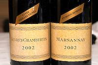 gevrey chambertin marsannay 2002 gevrey-chambertin cote de nuits burgundy france
