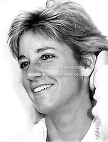 CHRIS EVERT (USA)<br /> French Open Paris 1986Chris Evert (USA)<br /> Copyright Michael Cole