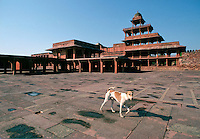 Fatehpur Sikri 17th Century city capital of Mughal Empire UNESCO WORLD HERITAGE site, Agra district, Uttar Pradesh, India