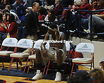 Mississippi's Reginald Buckner vs. Florida at the Tad Smith Coliseum in Oxford, Miss. on Saturday, February 20, 2010 in Oxford, Miss. Florida won 64-61.