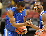UK Basketball 2012: NCAA Practice