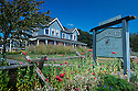 Edenwild Inn Bed & Breakfast in Lopez Village; Lopez Island, San Juan Islands, Washington.