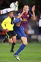 Andres Iniesta (Barcelona), December 15, 2011 - Football : FIFA Club World Cup Japan 2011, Semi-Final match between FC Barcelona 4-0 Al-Sadd Sports Club at Yokohama International Stadium, Kanagawa, Japan. (Photo by Daiju Kitamura/AFLO SPORT) [1045]