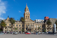 South Africa.  Cape Town City Hall, built 1905.