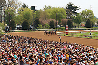 LEXINGTON, KY - April 15, 2017.  Keeneland Scenic.. (Photo by Candice Chavez/Eclipse Sportswire/Getty Images)