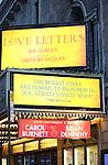 'Love Letters' starring Carol Burnett