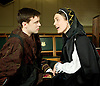 Fallen in Love <br /> by Red Rose Chain Theatre Company <br /> at The Tower of London, London, Great Britain <br /> press photocell<br /> 17th May 2013 <br /> <br /> Emma Connell <br /> <br /> Scott Ellis <br /> <br /> <br /> Photograph by Elliott Franks