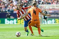 ATLETICO DE MADRID v SD EIBAR. La Liga 2016-2017.