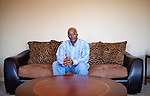 DNA Exonerated prisoner Thomas McGowan at his home in Garland, Texas.