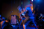 Black Tusk performs at Kings Baracade during Hopscotch in Raleigh on Friday September 7th 2012.