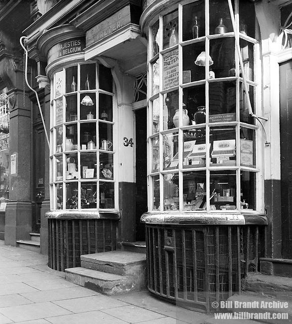 Fribourg and Meyer confectioner and tobacconist London