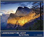 2013 Landschaft im Licht (Light on the Land) Calendar<br />